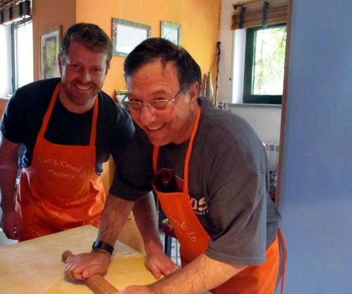 pasta cooking classes